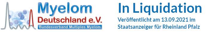Myelom-Deutschland Logo